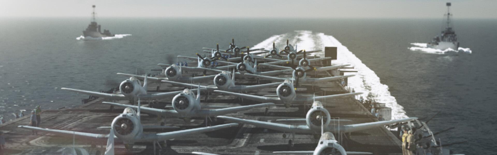 Schlacht Im Pazifik