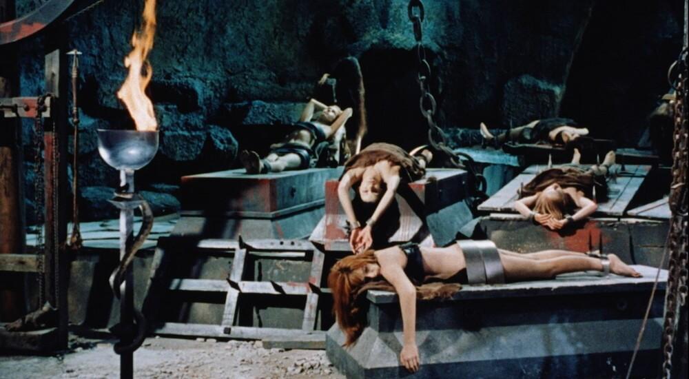 Die Schlangengrube und das Pendel (1967) von Harald Reinl   M-Square  Classics
