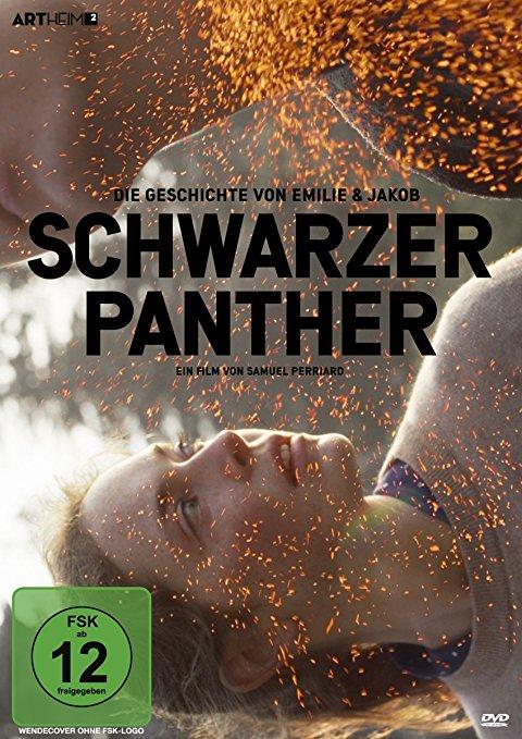 Schwarzer-Panther-DVD